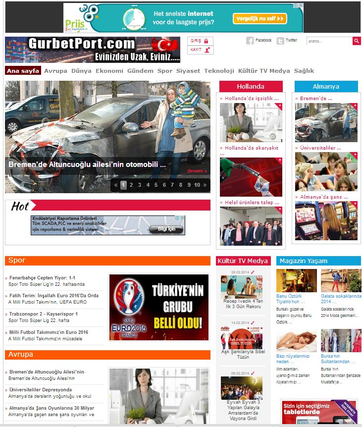 GURBETPORT.COM
