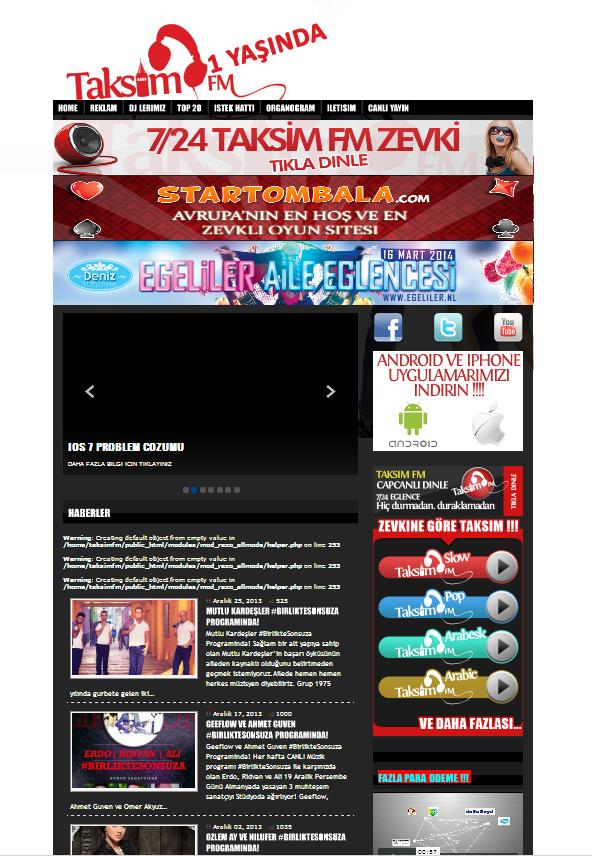 TAKSIM.FM